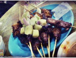 Satay Willy & Burger Bakar