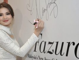 AVON Names Fazura As The Face Of AVON Color Cosmetics