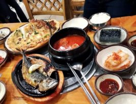 Seafood for Muslim in Seoul