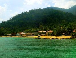 Raya Trip @Tioman Island