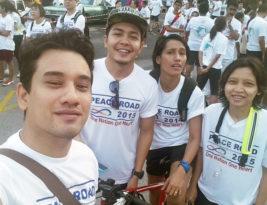 Peace Road Malaysia 2015