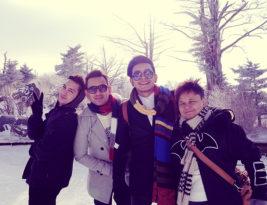 South Korea Winter 2015