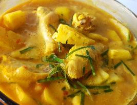 #Recipe ~ Ayam Masak Lemak Cili Api Paling Simple!