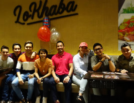 Birthday Dinner @LoKhaba, Bangsar