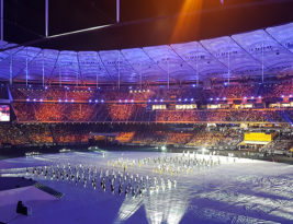 29th SEA Games Closing & 60th Merdeka Celebration