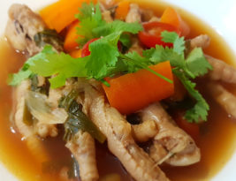 Chicken Feet Stew