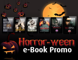 Horror-ween ebook promo