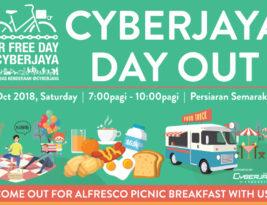 Car Free Day @Cyberjaya