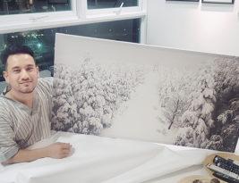 Canvas Printing Murah Giler!!!