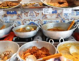 Nasi Padang Sumpah Sedap @Restoran Bawang, Cyberjaya