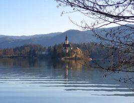 Slovenia Winter 2019 (Day 1 & 2): KL – Frankfurt – Ljubljana – Lake Bled
