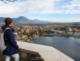 Slovenia Winter 2019 (Day 3): Bled Island & Bled Castle