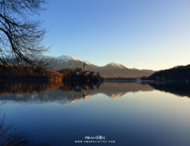 Lake Bled ~ Tasik fairytale di Slovenia