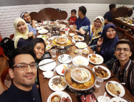 Iftar @PakJohn Steamboat, IOI City Mall