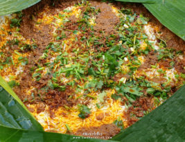 #Recipe ~ Briyani Kambing Pak Habib