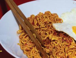 Indomie Pedas Mampus @Ruang Makan Abang, Cyberjaya