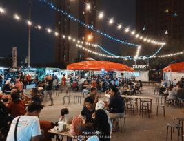 TAPAK Urban Street Dining @Cyberjaya