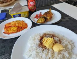 Comfort food Permaisuri Agong?