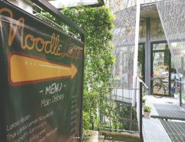 """Makan Mee Goreng Mamak Sedap di """"Atas Pokok"""" @NoodleLista, Cyberjaya"""