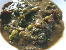 #Recipe ~ Ledot daging a.k.a daging masak tempoyak