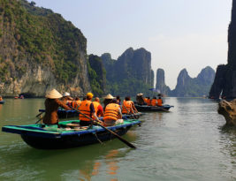 Hanoi 2019 (Day 2): Halong Bay & Cave Tour