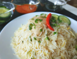 #Recipe ~ Nasi ayam paling mudah nak buat!
