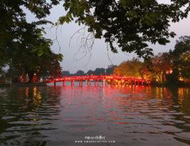 Hanoi 2019 (Day 4): Hoan Kiem Lake & Thang Long Water Puppet