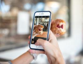 Makanan & Social Network