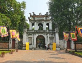 Hanoi 2019 (Day 4): City Tour dan Mencuba Egg Coffee
