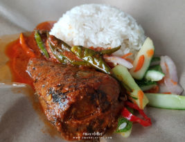 Restoran Makang ~ The best Nasi Dagang in Cyberjaya