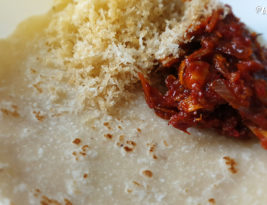 Weekend Vlog#186: Lempeng kelapa & sambal tumis