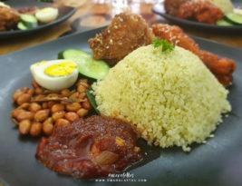 Nasi Lemak Korea @Foodmonger, Cyberjaya