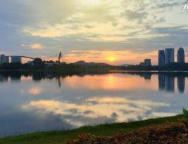 Vlog#193: Perdana Lake & Cyberjaya Farmers Market